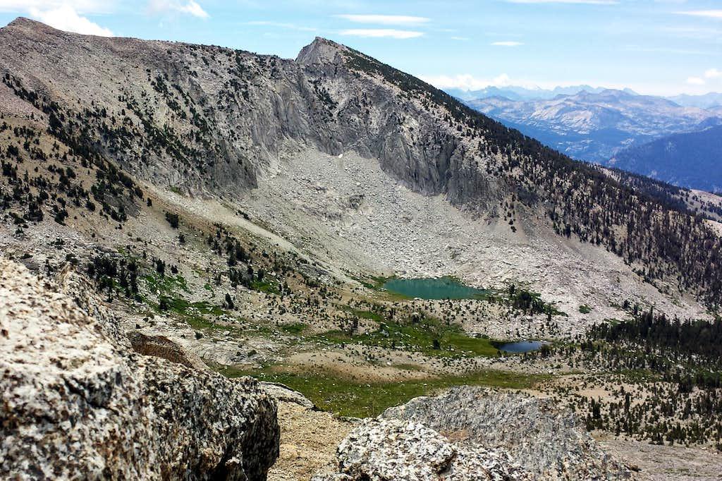 Tunemah Peak