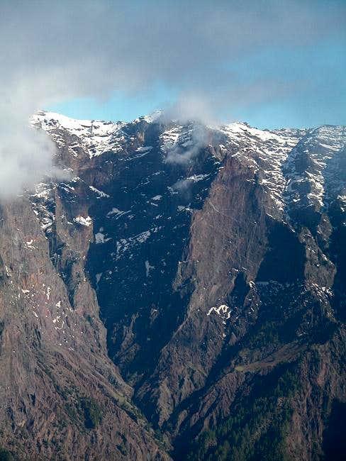 Pico de la Fuente Nueva...