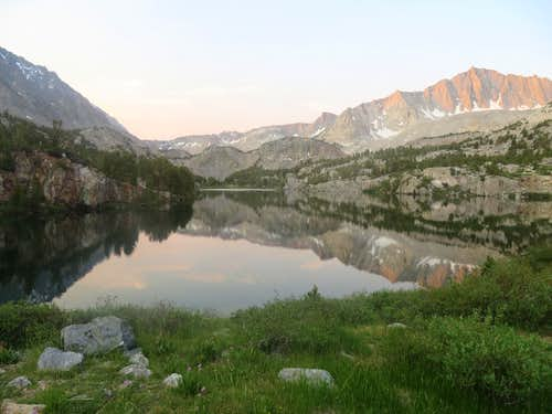 Bishop Pass Trail