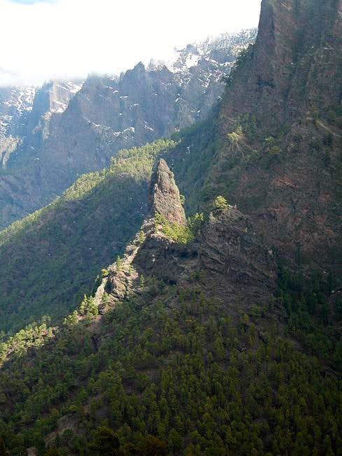 The roques de la Cumbrecita...