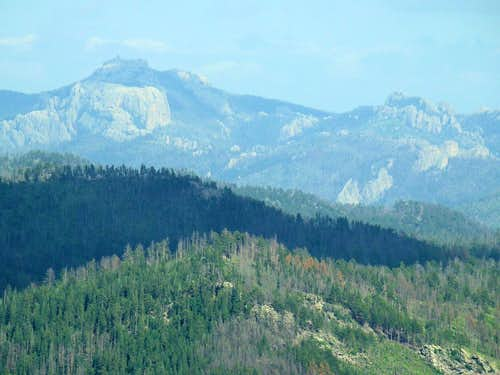 Black Elk Peak Telephoto