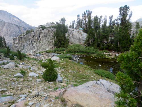 Finger Lake crossing