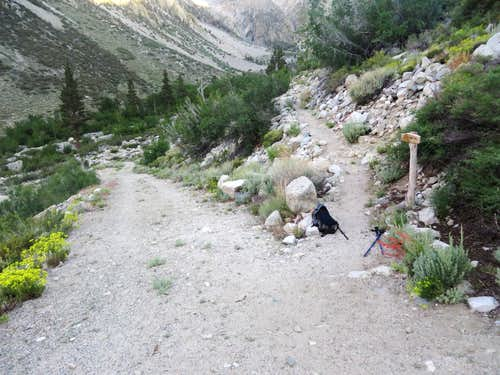 South Fork trail