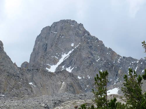 Mount Sill 2015