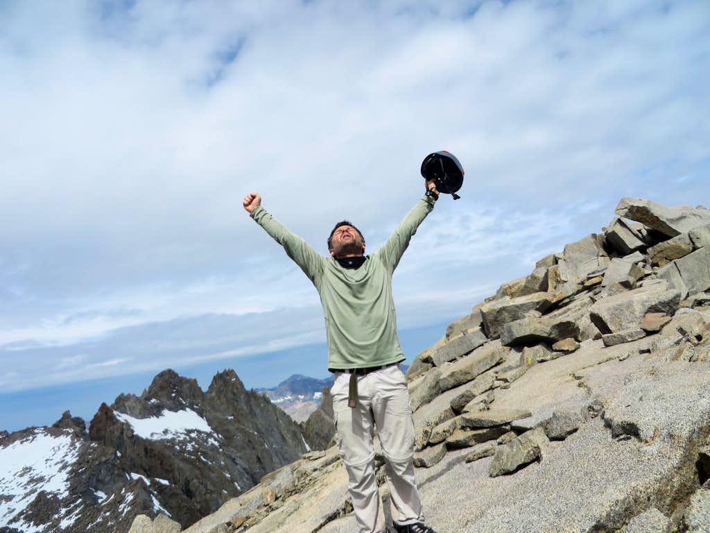 Summit of Mount Sill