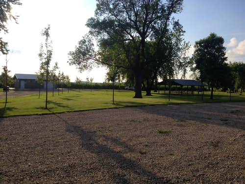Hawkeye Point Campground