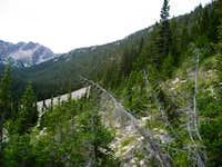 Fall Creek, Headed Toward the Rakers or Bust