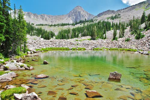 Lakes of the Central Wasatch