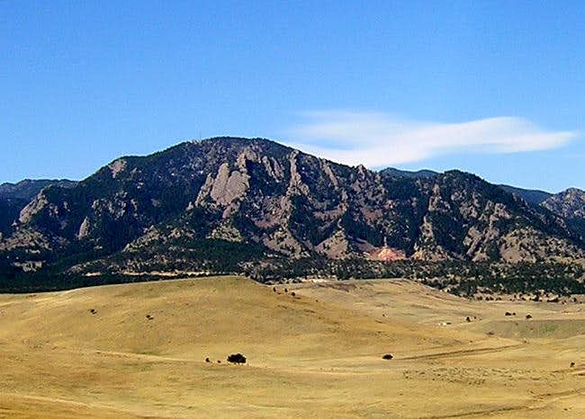 Eldorado Mountain