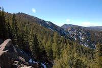 North Ridge of Eldorado...
