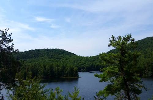 Rock Pond-Pharaoh Lake Wilderness