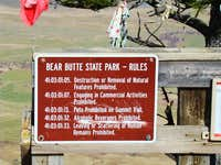 State Park Restrictions