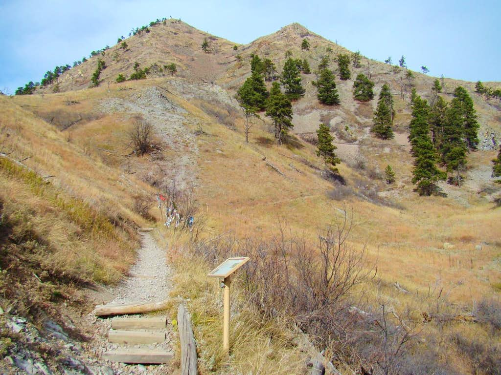 Bear Butte Trail