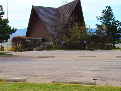 Bear Butte State Park Visitors Center