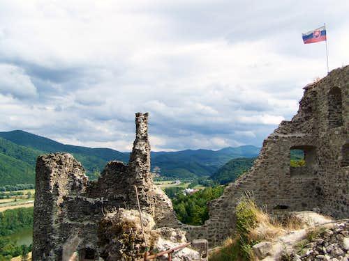 Castle Revište