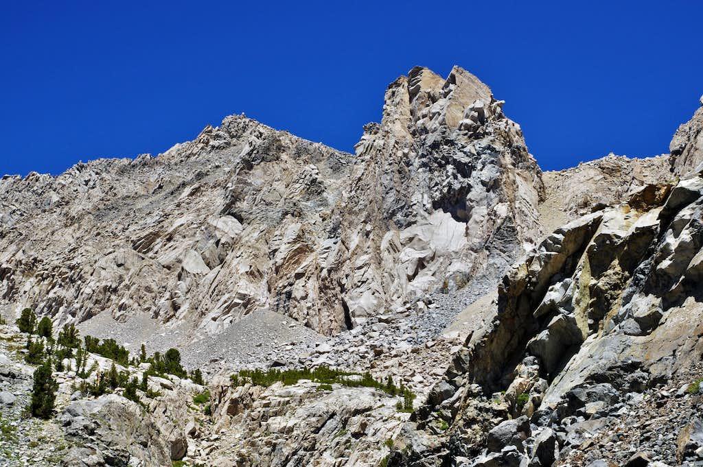 Dragon Jaw Peak