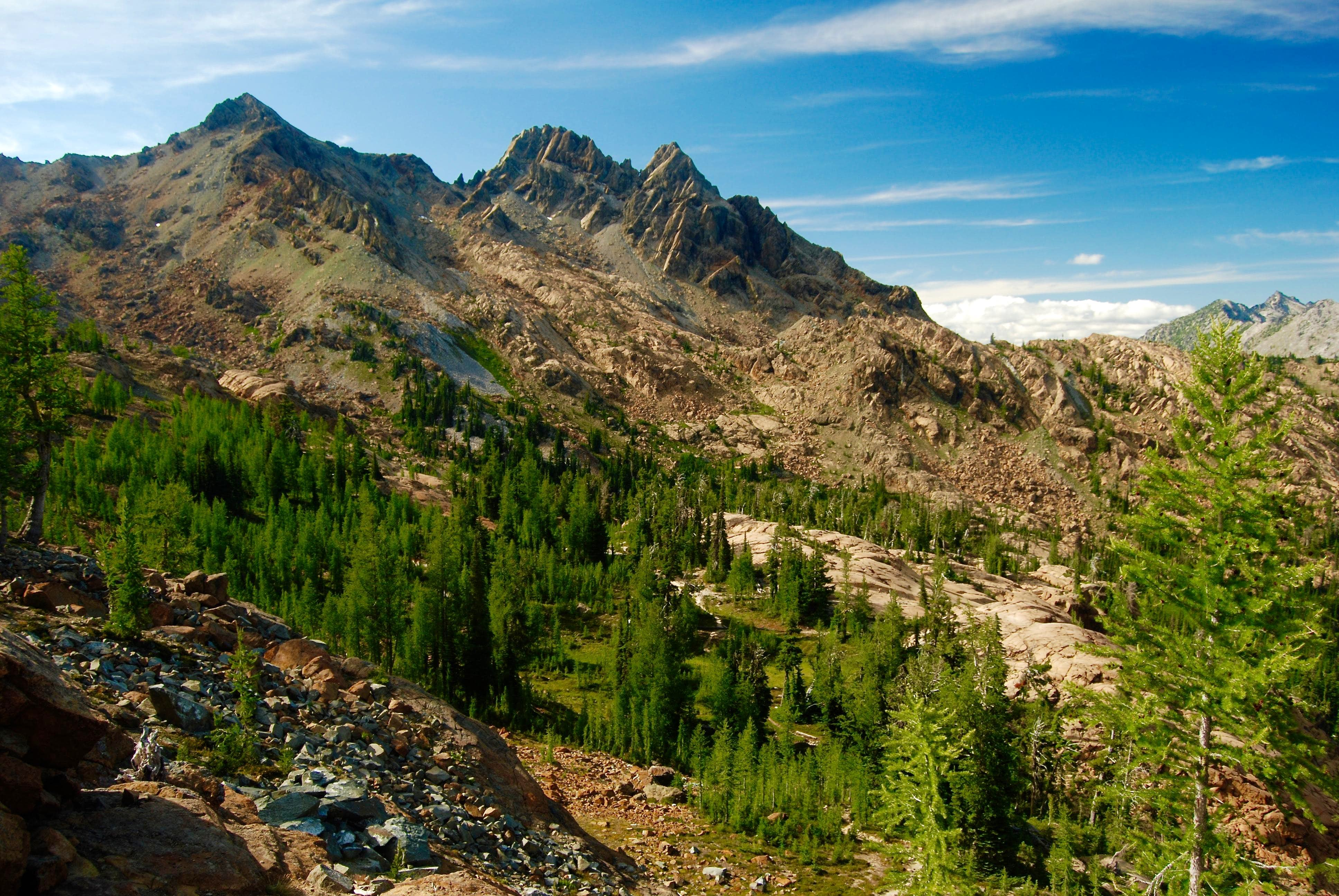Ingalls Peak:  July 16th-18th, 2015