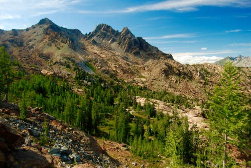 Ingalls Peak:  July 16th-18th, 2015