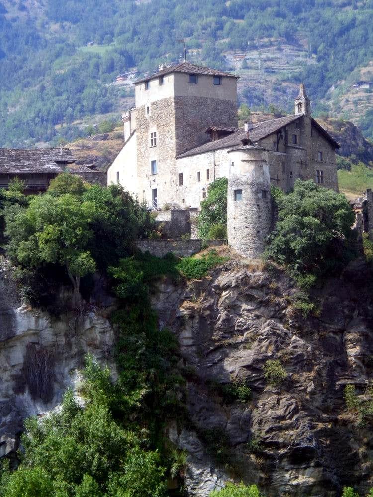 Aosta & Surroundings / A Sarriod de la Tour Castle 2015