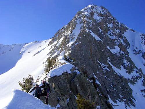 March 12th, 2005 - Climbing...