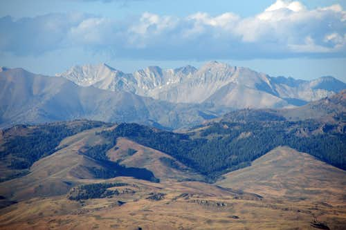 Pioneer Mountains