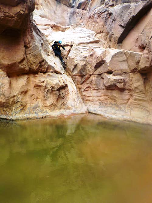 Green Pool Canyon