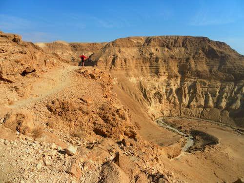 Jodeaen Desert. Route № 3