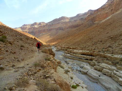 Jodeaen Desert. Route №3