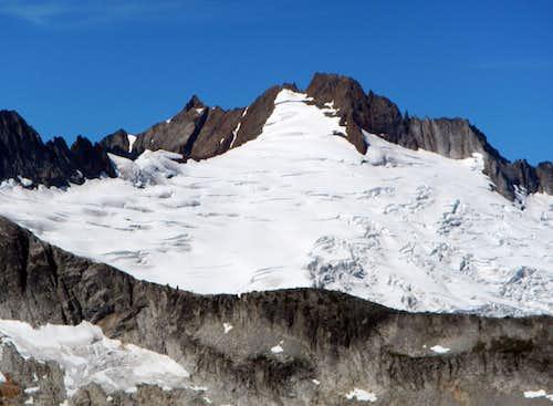 Boston Peak and Glacier