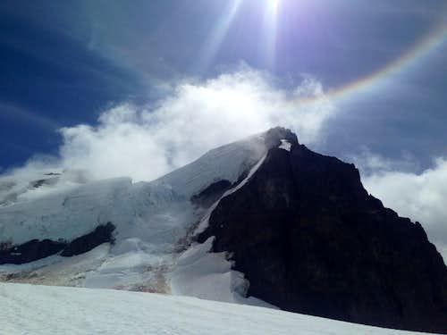Mt. Baker Coleman-Deming Upper Glacier