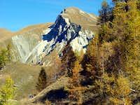 Going towards Col Sapin & Tête de la Tronche 2005
