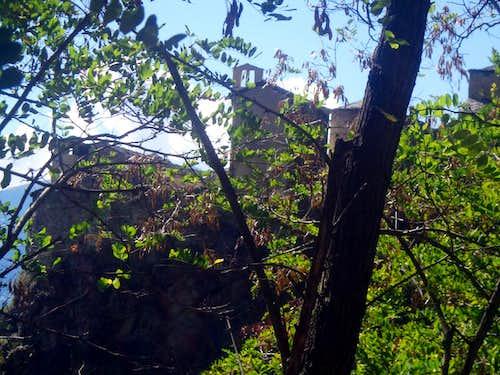 Aosta Town / B-bis XI° Century Quart-Villair Castle 2015