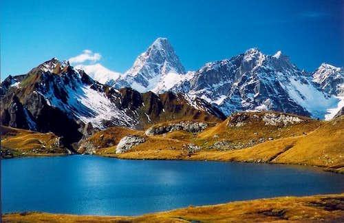 October 2001 Lac de...