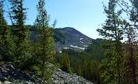 Long Mountain False Summit.