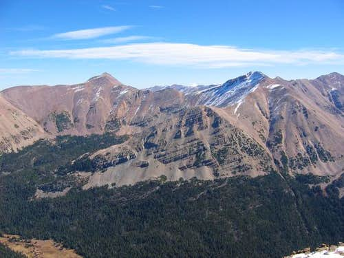 From Mount Beulah:<br />