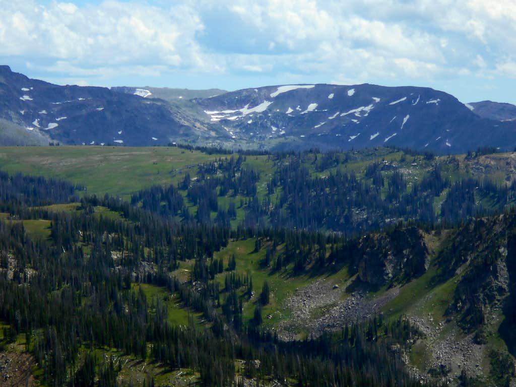 Lost Ranger Peak