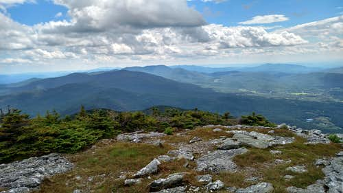 The Vermont 4000 Footers in a Day