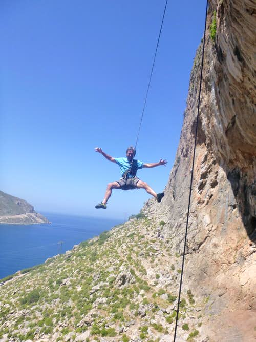 2015 - And now for something completely different - Kalymnos.