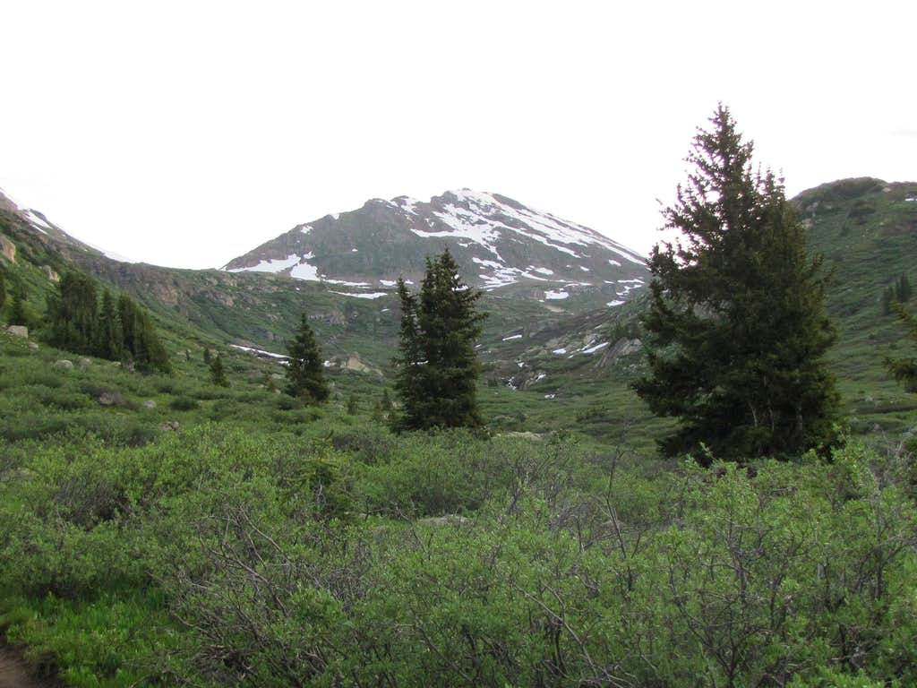 Geissler Mountain East