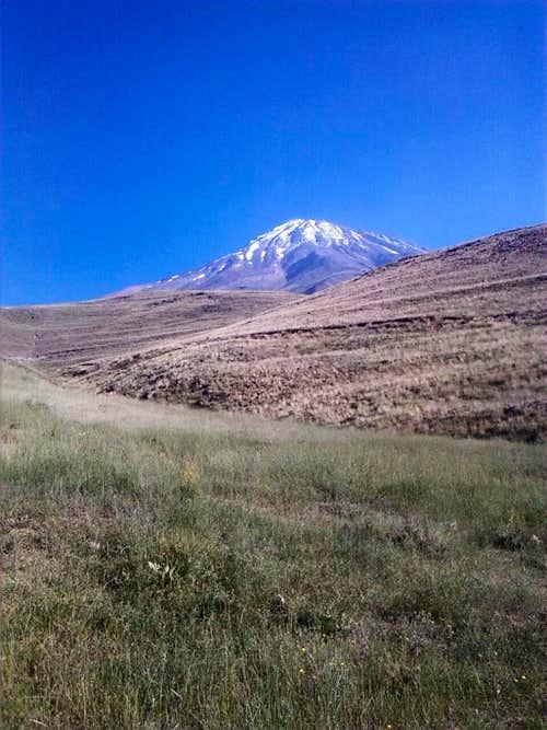 قله دماوند 10-5-94