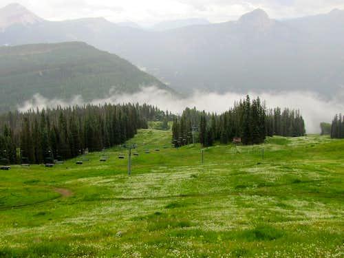 Top of Purgatory Ski Area