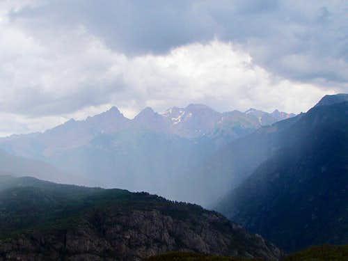 The Needle Mountains
