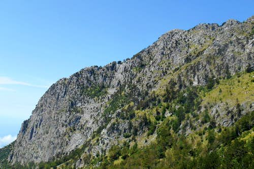 Monte La Caccia