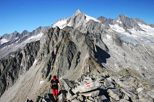 On the S ridge of Rosskopf