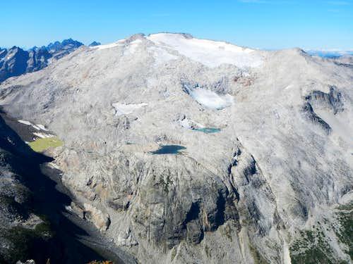 Mount Hinman Northeast Face