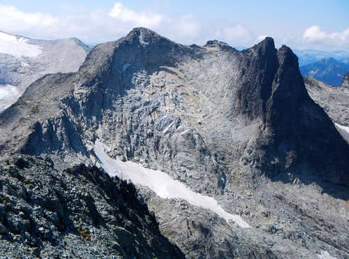 Dip Top East Face
