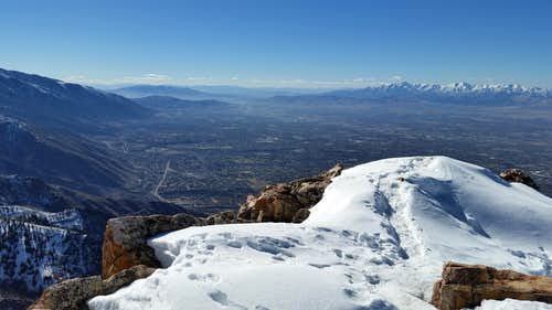 Mount Olympus Summit