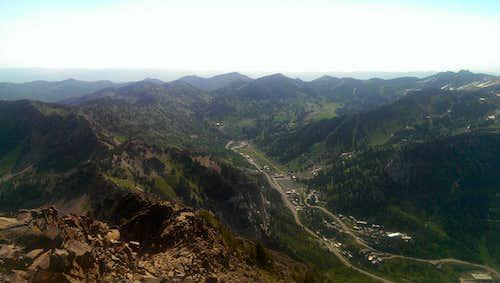 Mount Superior Summit