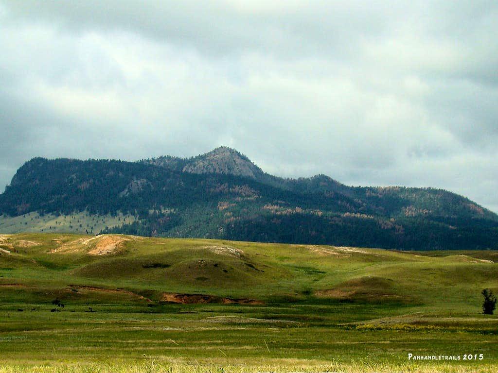 Inyan Kara Mountain