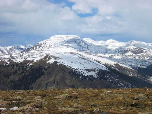 Squaretop Mountain from...